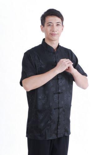 Chinese Mens Shirt Ebay