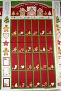 Fabric Advent Calendar