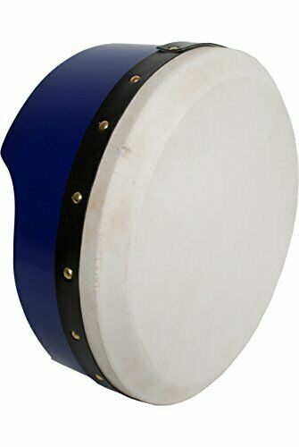 ROOSEBECK TUNABLE PLY BODHRAN DRUM 13X5 - BLUE