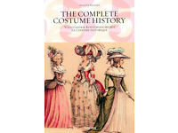Taschen The Complete Costume History, 25th Anniversary Special Edition Book