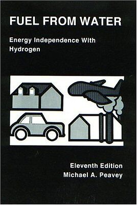 Fuel From Water  Energy Independence With Hydrogen