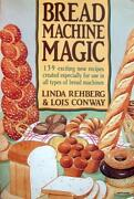 Bread Machine Book