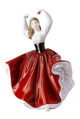 ROYAL DOULTON FIGURINE KAREN HN 4779 BRAND NEW AND BOXED FREE UK DELIVERY