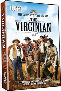 NEW The Virginian: Season 1 (DVD)
