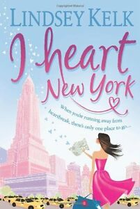 I Heart New York (I Heart Series, Book 1),Lindsey Kelk