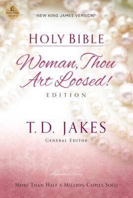Bible NKJV 4490: Woman Thou Art by T.D. Jaked.
