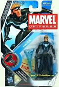 Marvel Universe Havok