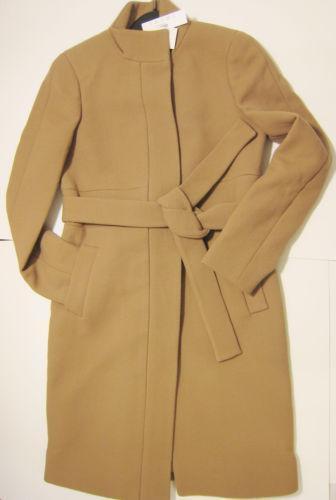 J Crew Camel Coat Ebay