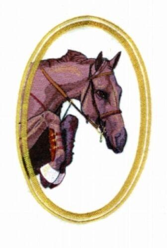 Embroidered Fleece Jacket - Jumper Horse BT4459 Sizes S - XXL