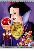 Snow White DVD New