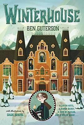 Winterhouse New Paperback Book