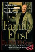 Family First Dr Phil