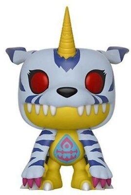 FUNKO POP! ANIMATION: Digimon - Gabumon [New Toy] Vinyl Figure