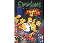 Simpsons Comics Strike Back, Mary Trainor, etc.