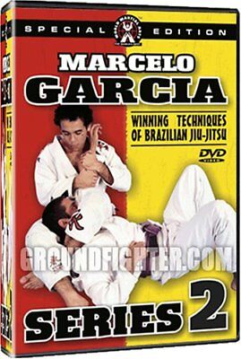 Marcelo Garcia Series 2 : Brazilian Jiu-Jitsu New DVDs!