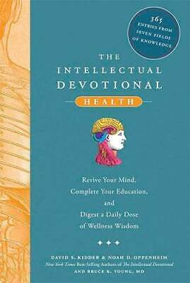 The Intellectual Devotional Health: Revive Your Mind, Complete Your Educa - GOOD