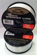 16 Gauge Speaker Wire 50 Ft