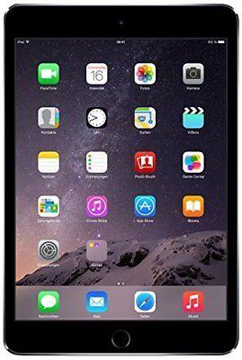 """Apple iPad Mini 3 64GB Storage, 7.9"""" Display, WiFi, MGGQ2LL/A - Black"""