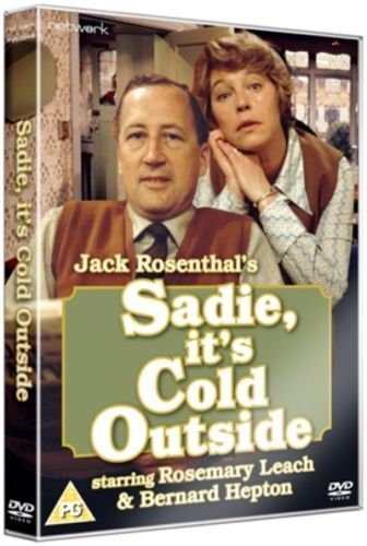 SADIE IT'S COLD OUTSIDE. Bernard Hepton. New sealed DVD.