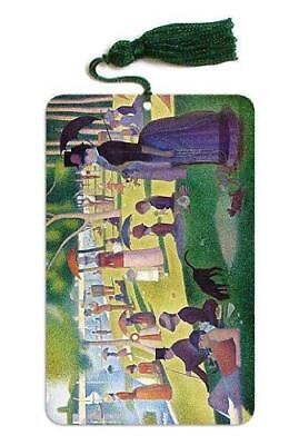 A Sunday Afternoon on the Island of La Grande Jatte Seurat Painting