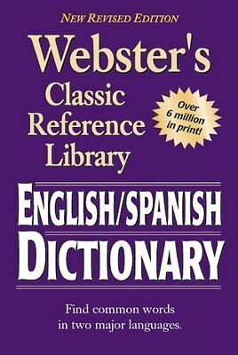 Websters English Spanish Dictionary By American Education Publishing Paperback