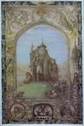 Vintage Lord of The Rings Poster