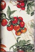 Vegetable Tablecloth