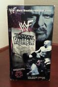 WWF Royal Rumble VHS