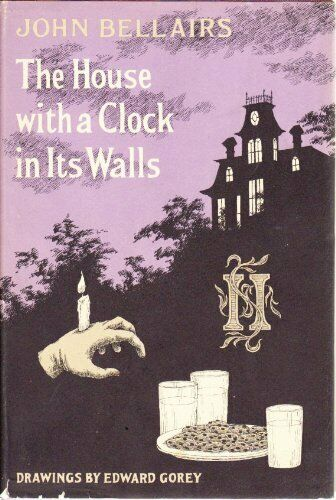 The House With A Clock In Its Walls  Lewis Barnavelt