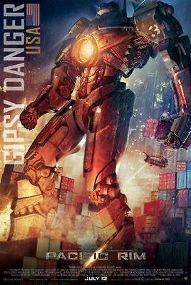 PACIFIC RIM Movie Poster - Flyer - 11.5 x 17 - GIPSY DANGER for sale  Minneapolis