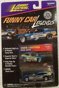 Johnny Lightning Funny Car Legends