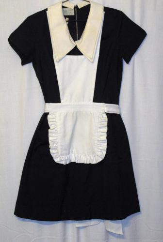 Vintage Waitress Uniform Ebay