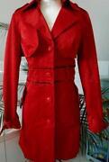 Mantel Rot 38