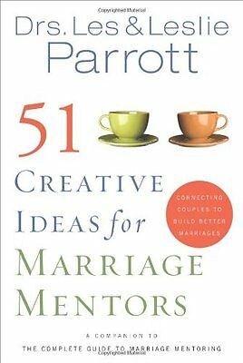 51 Creative Ideas for Marriage Mentors: Connecting Couples to Build Better Marri - Creative Ideas For Couples