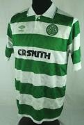 Celtic Football Top