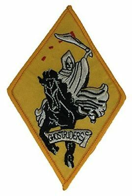 USN VF-142 GHOSTRIDERS NAVY FIGHTER SQUADRON PATCH VETERAN
