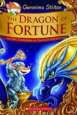 The Dragon of Fortune Geronimo Stilton and the Kingdom of Fantasy: Special Edit