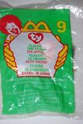 McDonalds Happy Meal Toys Beanie Babies