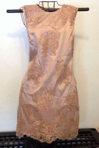 Rose Gold Dress Ebay