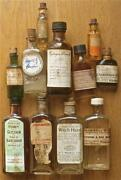Old Chemist Bottles