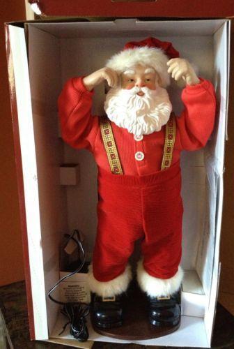 Christmas Santa Claus Figures