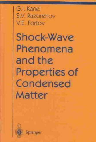 Shock-Wave Phenomena and the Properties of