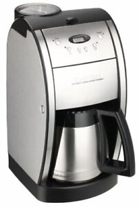 [USED] Cuisinart DGB-600BC Grind & Brew Coffee Maker