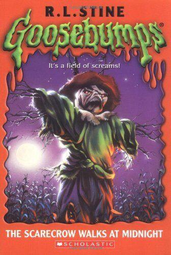 Scarecrow Walks at Midnight (Goosebumps),R L Stine