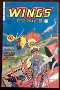 Wings Comics