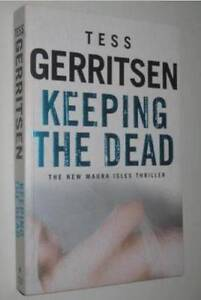 """Keeping the Dead"""" by Tess Gerritsen Rutherford Maitland Area Preview"""