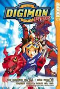 Digimon Manga