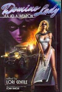 Domino Lady: Sex As a Weapon (Various Stories) Noir Style Dianella Stirling Area Preview