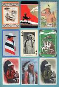 Native American Playing Cards