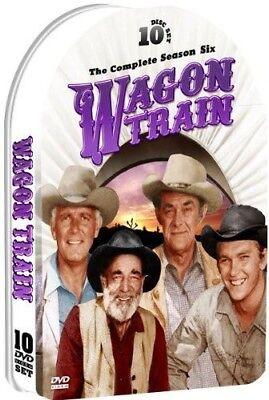 Six Tin - Wagon Train: The Complete Season Six [New DVD] Tin Case